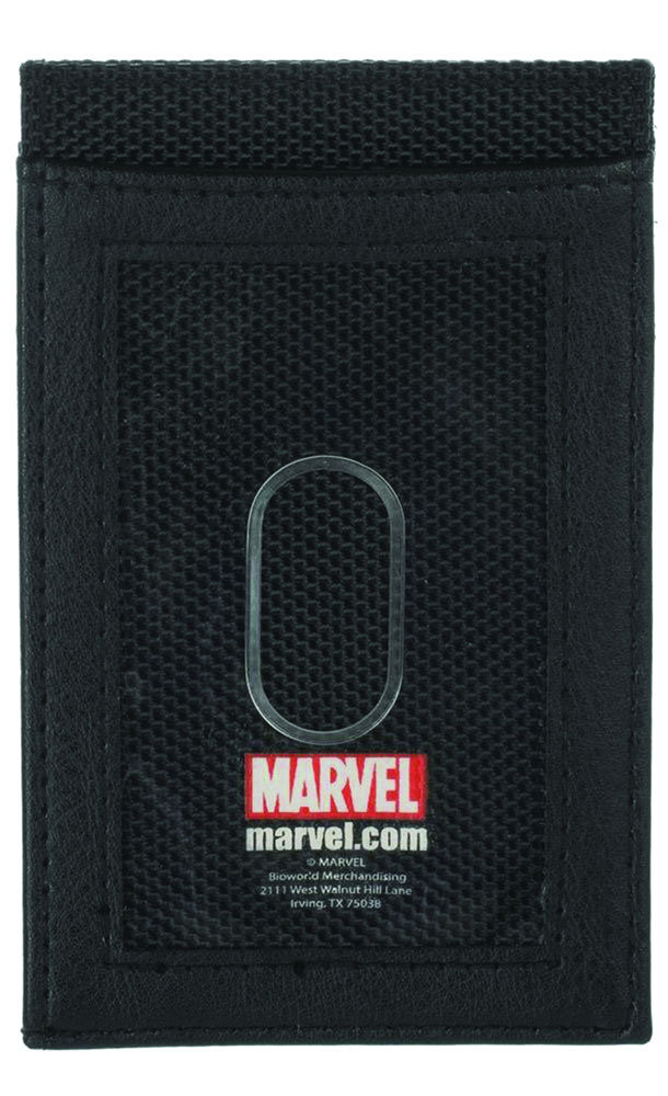 Marvel Wallet: Punisher  (Front Pocket) - Bioworld Merchandising