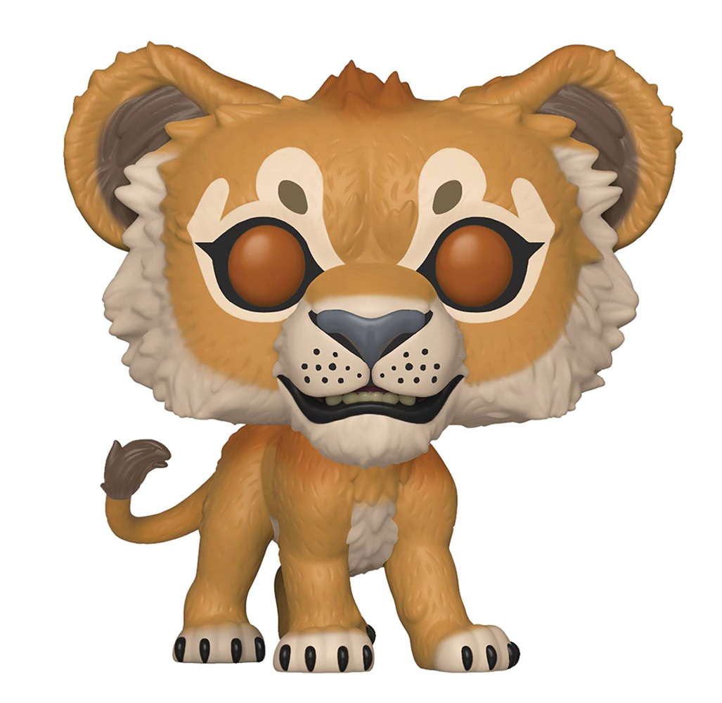 Image: Pop! Disney Vinyl Figure: Lion King Live - Simba  - Funko