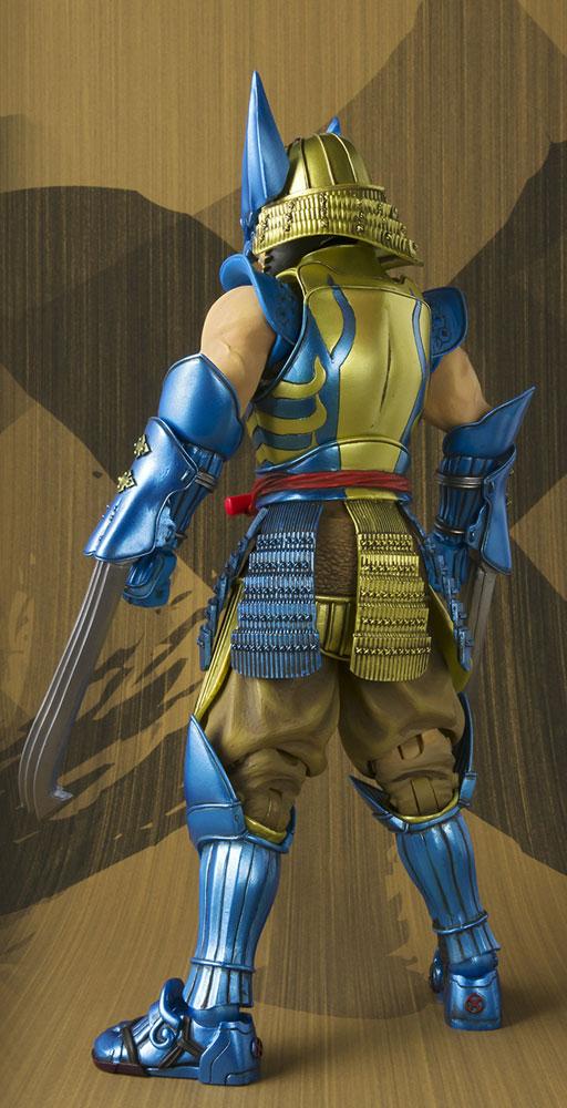Manga Realization Marvel Action Figure: Muhomono Wolverine  - Tamashii Nations