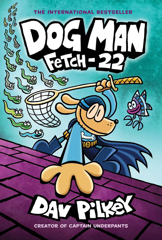 Image: Dog Man Vol. 08: Fetch-22 GN  - Graphix