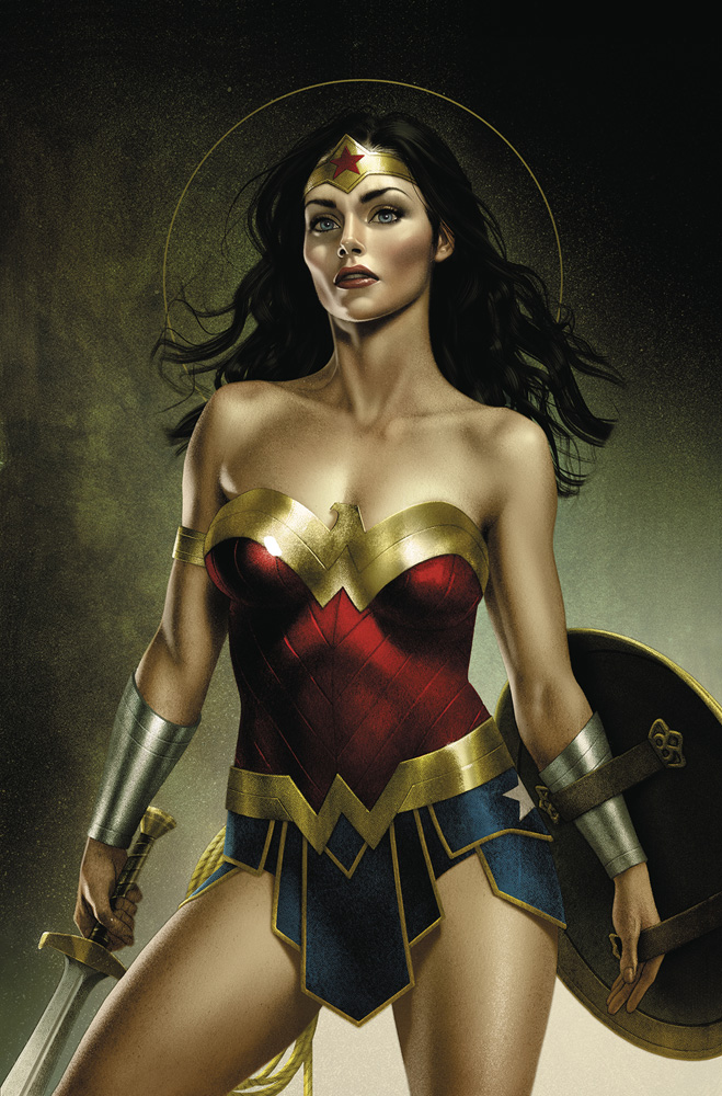 Image: Wonder Woman #760 (variant Card Stock cover - J Middleton) - DC Comics