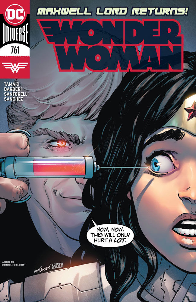 Image: Wonder Woman #761  [2020] - DC Comics