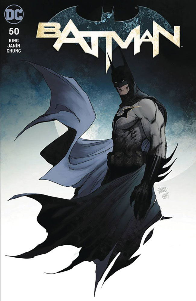 Batman #50 (cover A & B Set - Michael Turner)  [2020] - Aspen MLT Inc