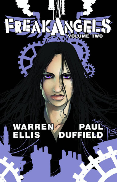 Image: Freakangels Vol. 02 HC  - Avatar Press Inc