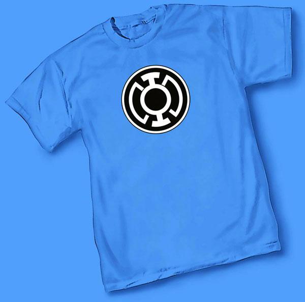 Lantern Corps Blue Symbol T Shirt Xl Westfield Comics Comic
