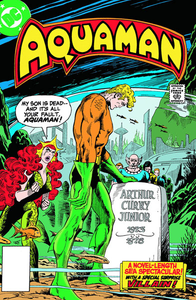 Aquaman: The Death of a Prince