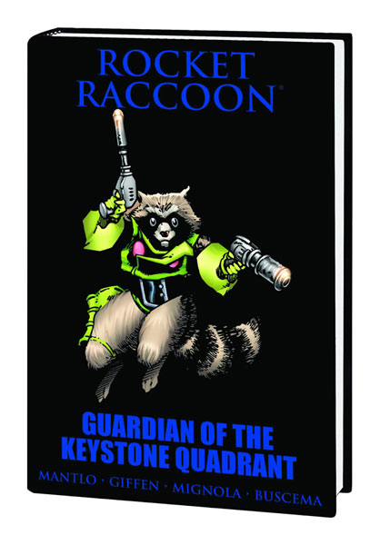 Image: Rocket Raccoon: Guardian of the Keystone Quadrant HC  - Marvel Comics