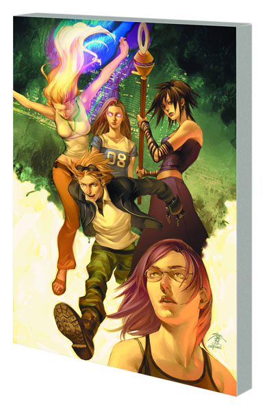 Image: Runaways Vol. 04: True Believers  (digest) (new printing) - Marvel Comics