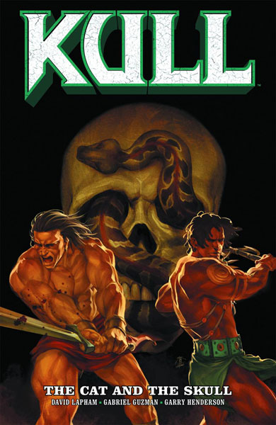 Image: Kull Vol. 03: The Cat & the Skull SC  - Dark Horse