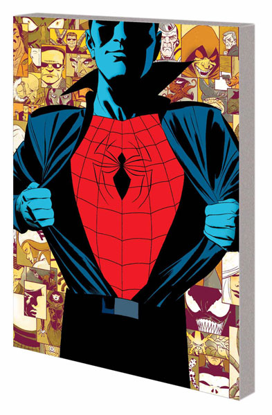 Image: Spider-Man: Big Time Ultimate Collection SC  - Marvel Comics