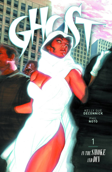Image: Ghost Vol. 01: In the Smoke and Din SC  - Dark Horse Comics