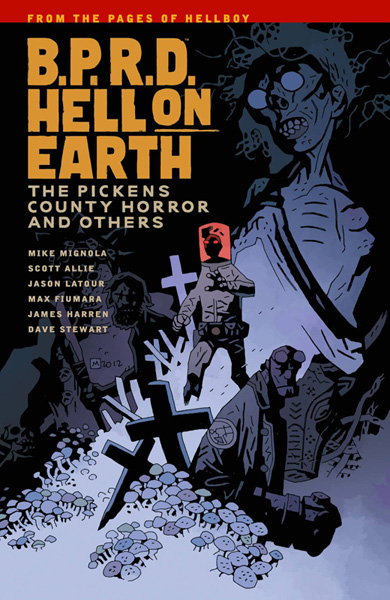 Image: B.P.R.D. Hell on Earth Vol. 05: Pickens County Horror and Others SC  - Dark Horse Comics
