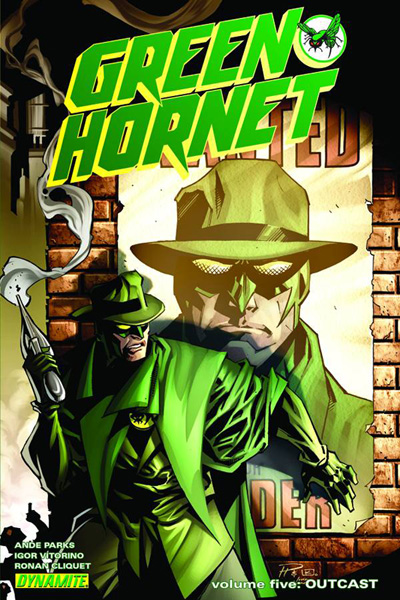 Image: Green Hornet Vol. 05: Outcast SC  - Dynamite