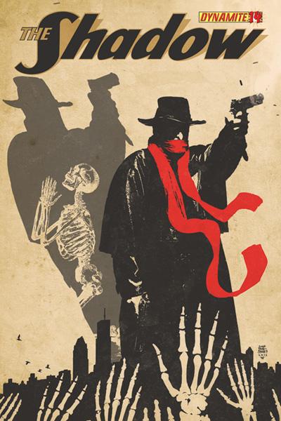 Shadow #14 - D. E./Dynamite Entertainment