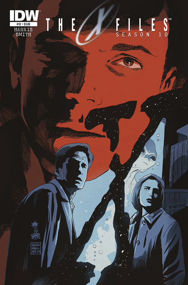 Image: X-Files: Season 10 #12 - IDW Publishing