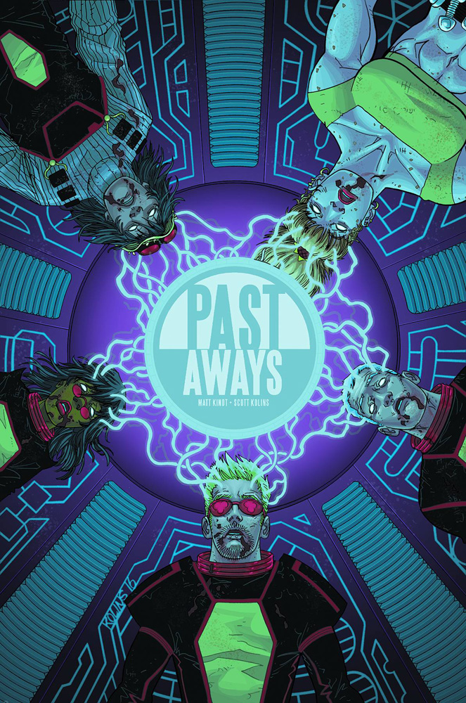 Image: Past Aways #3 - Dark Horse Comics