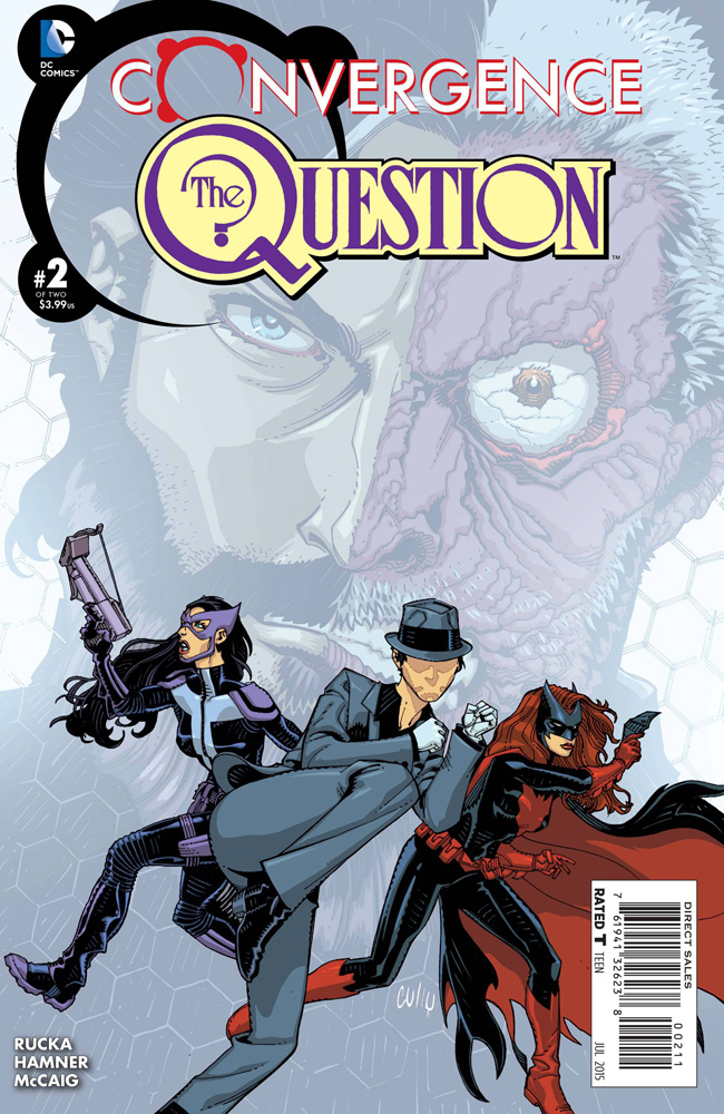 Image: Convergence: The Question #2 - DC Comics