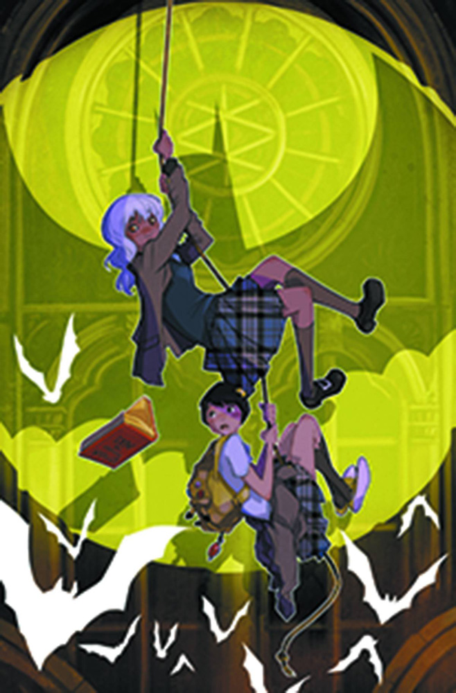 Image: Gotham Academy Vol. 01: Welcome to Gotham Academy SC  - DC Comics