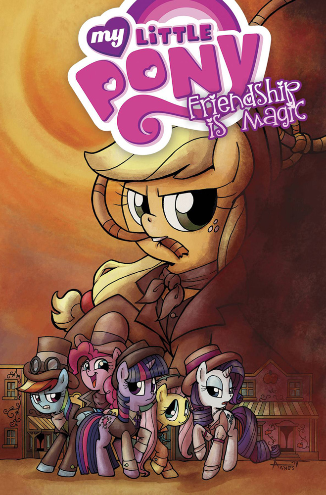 Image: My Little Pony: Friendship Is Magic Vol. 07 SC  - IDW Publishing