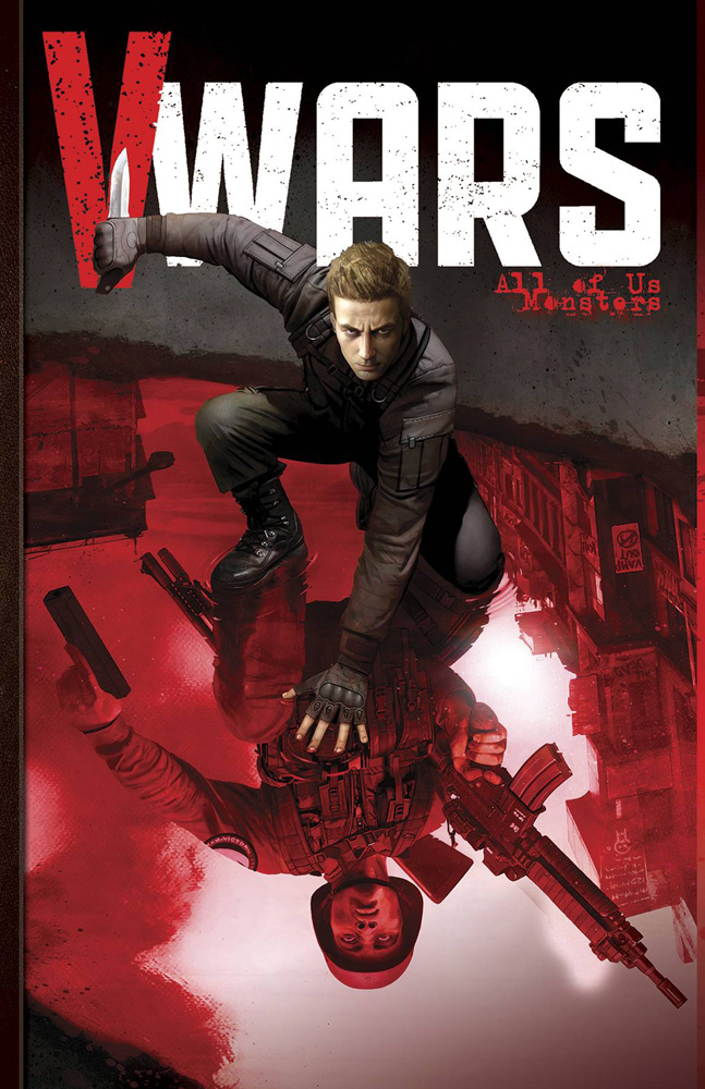 Image: V-Wars Vol. 02: All of Us Monsters SC  - IDW Publishing