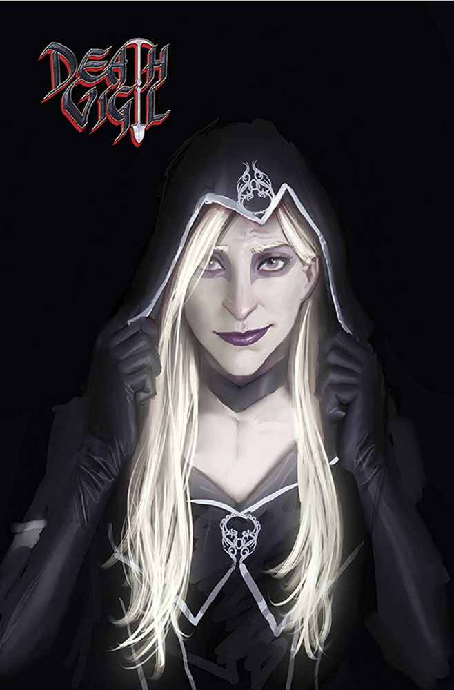 Image: Death Vigil Vol. 01 SC  - Image Comics - Top Cow