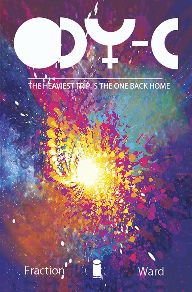 Image: ODY-C Vol. 01: Off to Far Ithicaa SC  - Image Comics