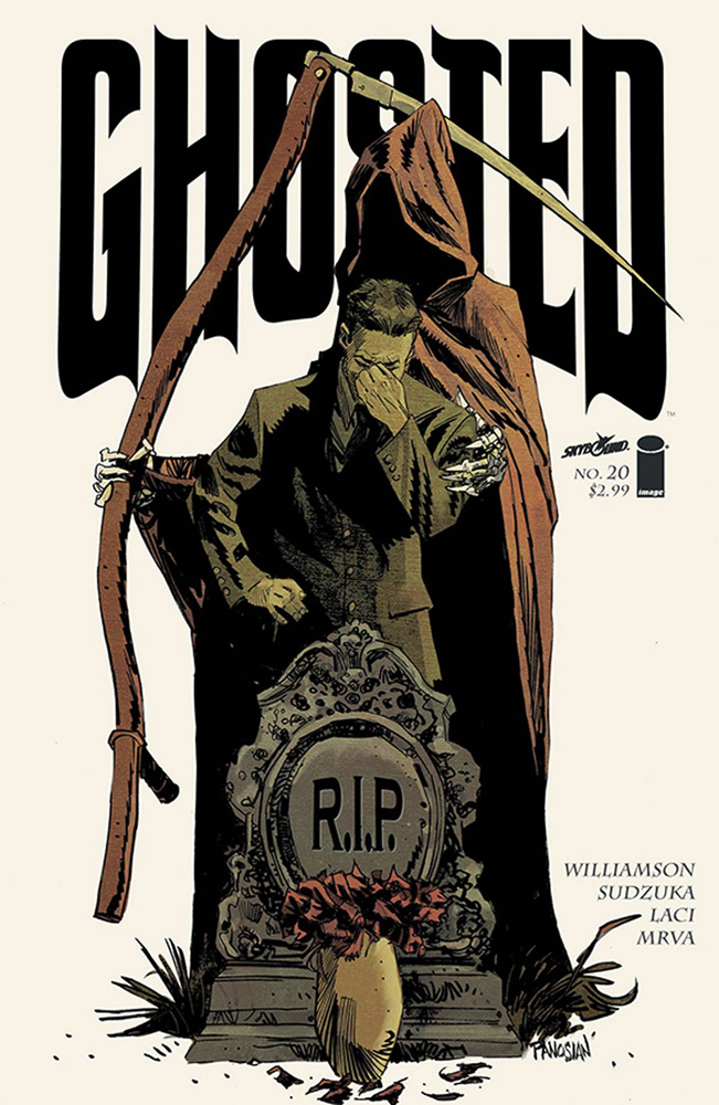 Image: Ghosted #20 - Image Comics