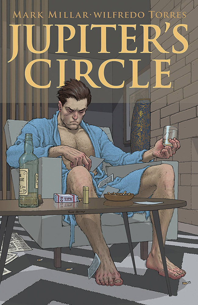 Image: Jupiter's Circle #2 - Image Comics