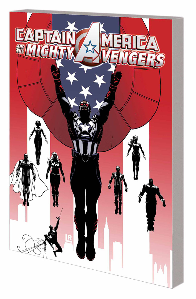 Image: Captain America & The Mighty Avengers Vol. 01: Open for Business SC  - Marvel Comics
