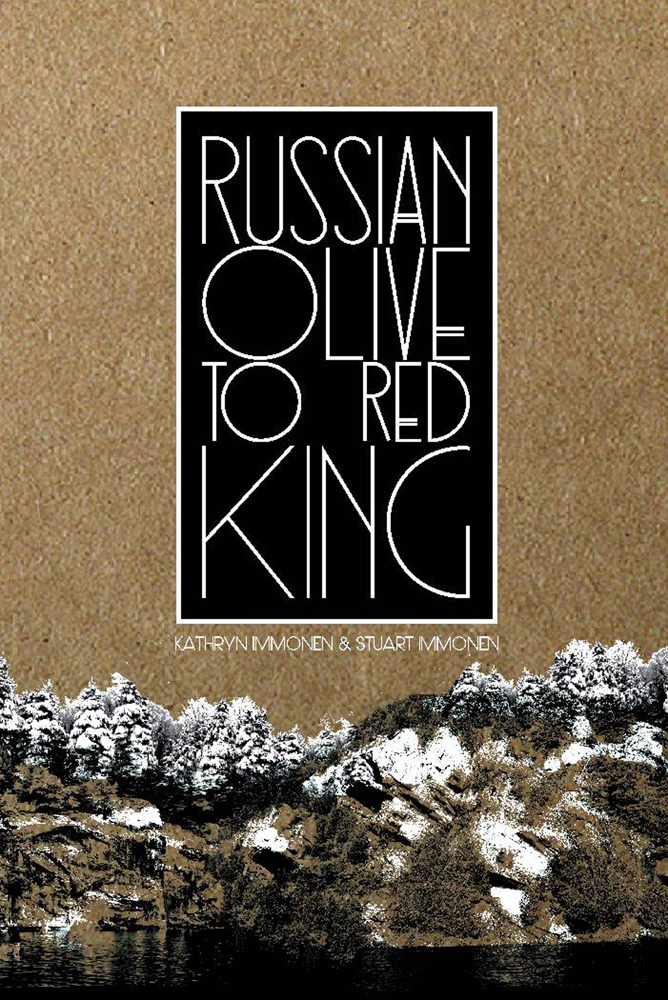 Image: Russian Olive to Red King HC  - Adhouse Books