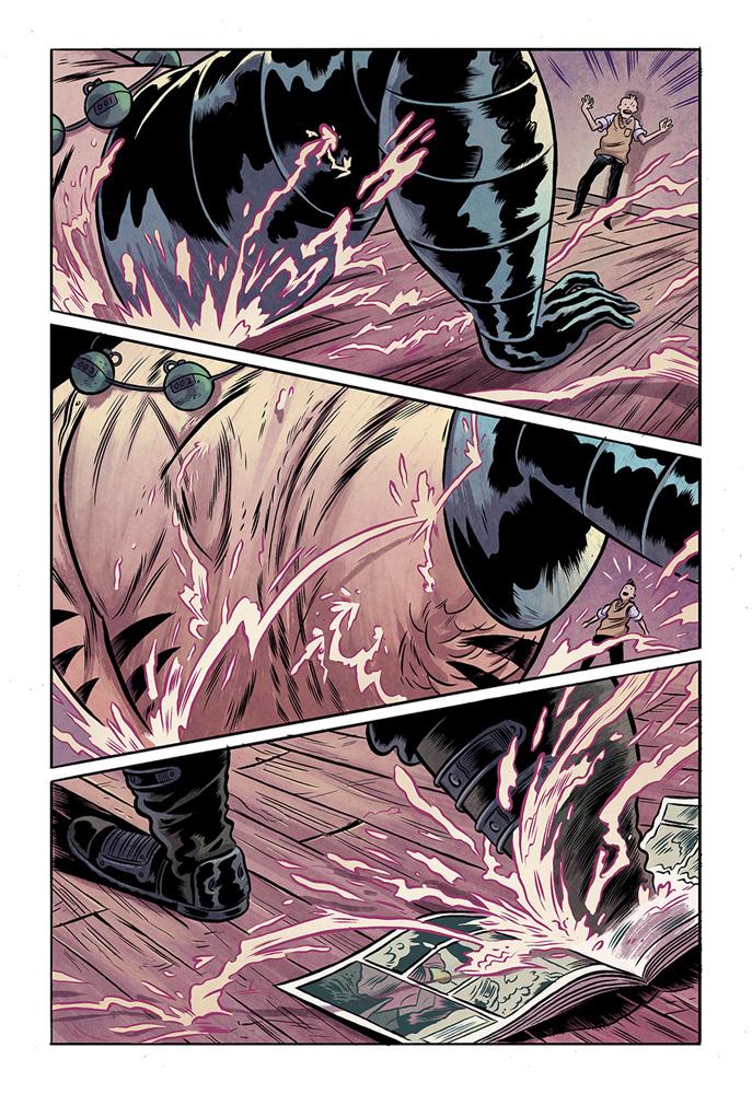 Oh, Killstrike #1 - Boom! Studios