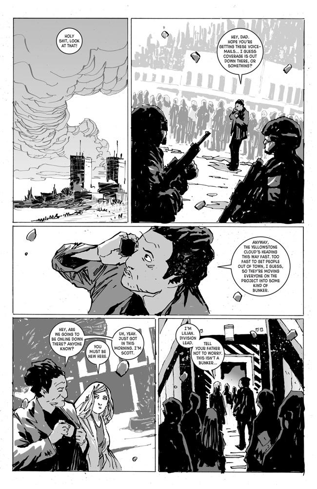 Wasteland Vol. 11: Floodland SC  - Oni Press Inc.