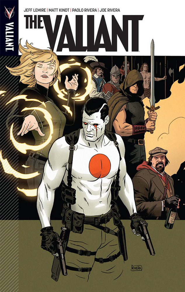 Image: The Valiant SC  - Valiant Entertainment LLC
