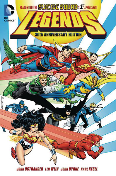 Legends: 30th Anniversary Edition