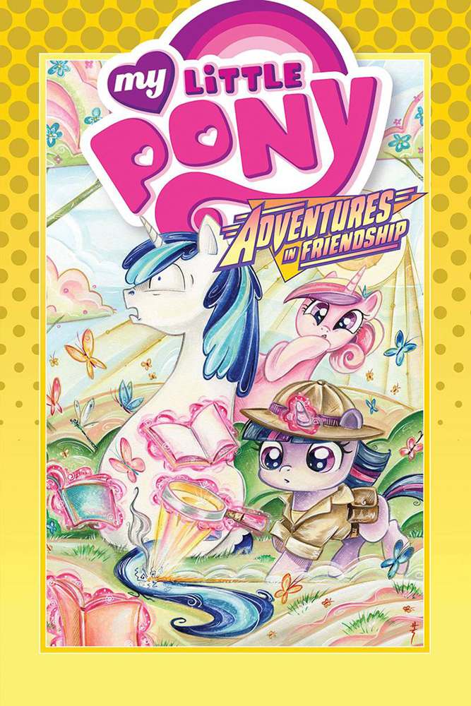 Image: My Little Pony: Adventures in Friendship Vol. 05 HC  - IDW Publishing