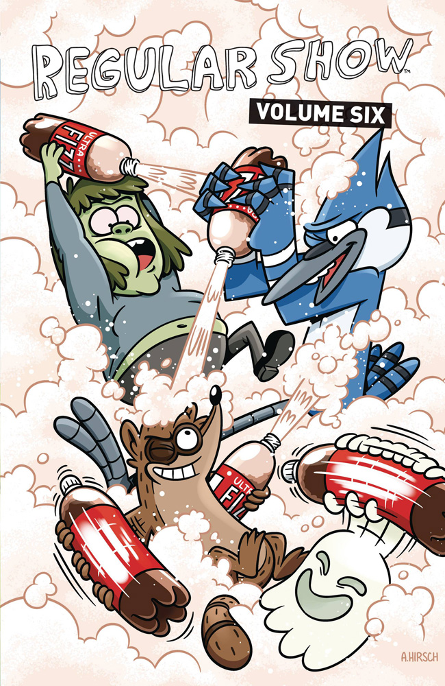 Image: Regular Show Vol. 06 SC  - Boom! Studios