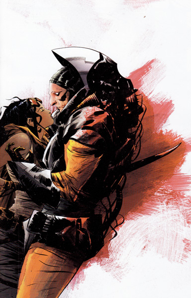 Image: Devolution #5 (Jae Lee virgin variant incentive - 05031) (20-copy)  [2016] - Dynamite