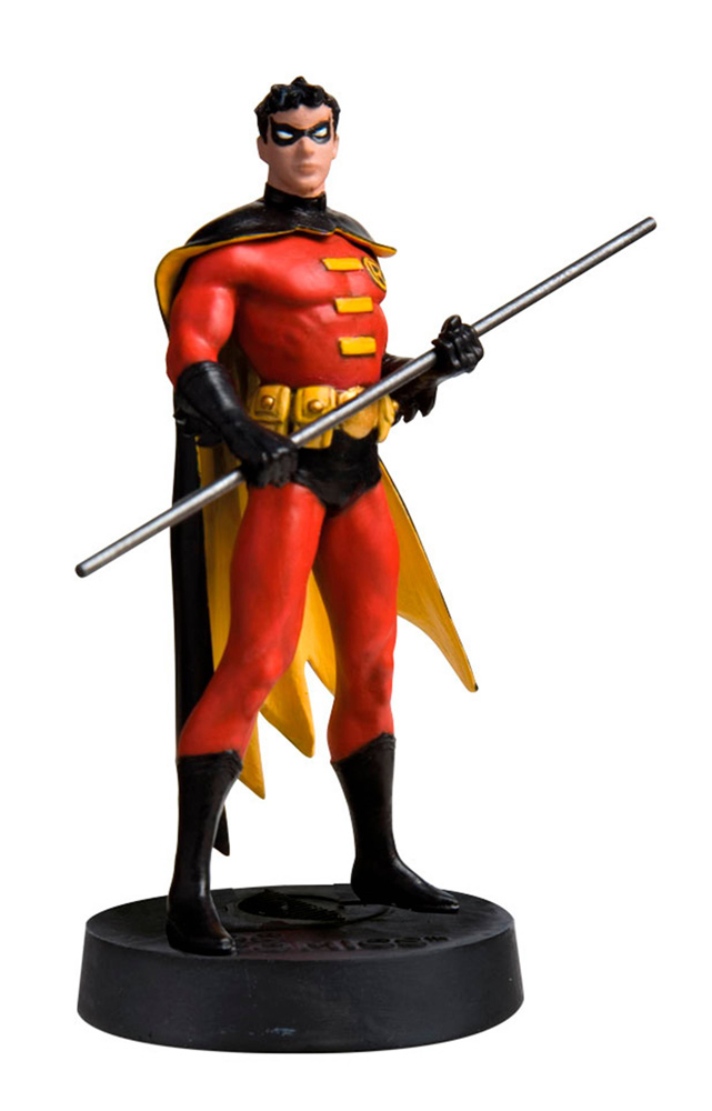 Image: DC Comics Superhero Collection: Robin  - Eaglemoss Publications Ltd