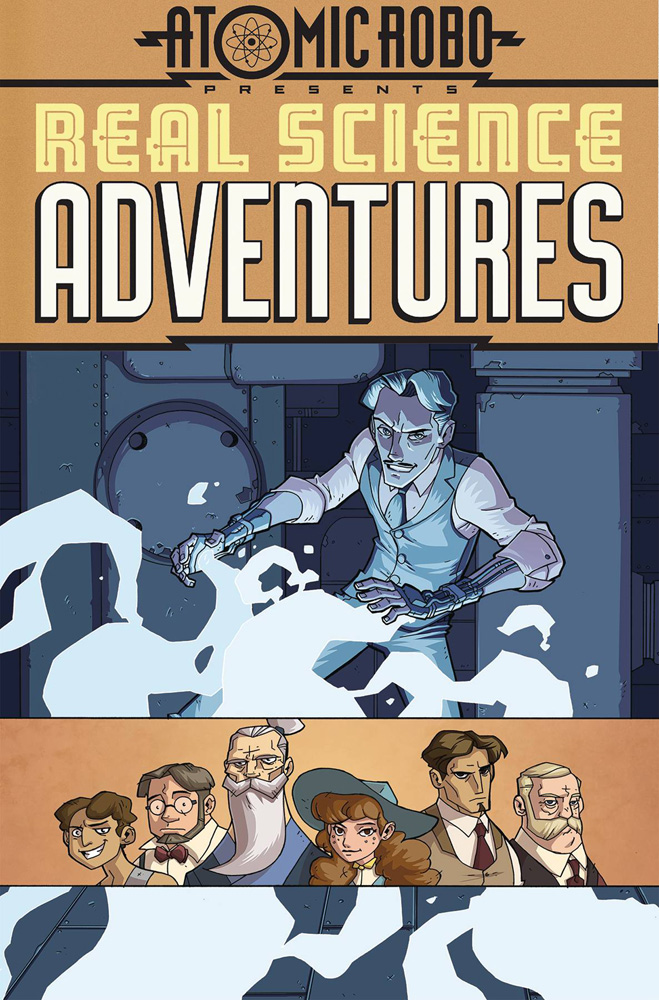 Image: Real Science Adventure: Billion Dollar Plot SC  - IDW Publishing