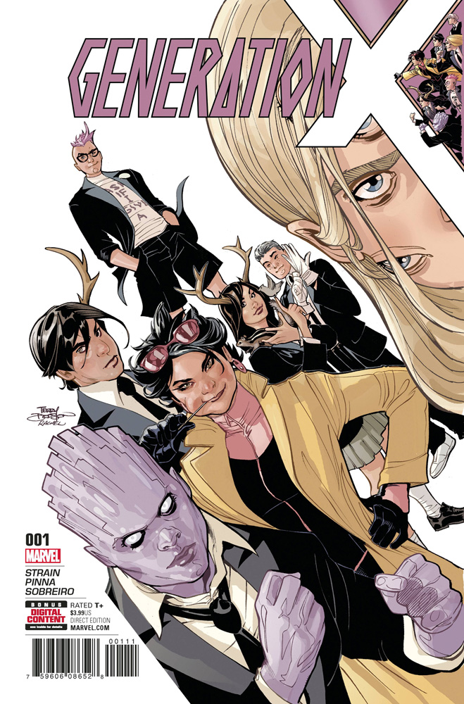 Image: Generation X #1  [2017] - Marvel Comics