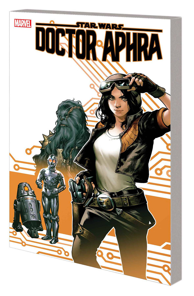 Image: Star Wars: Doctor Aphra Vol. 01 - Aphra SC  - Marvel Comics