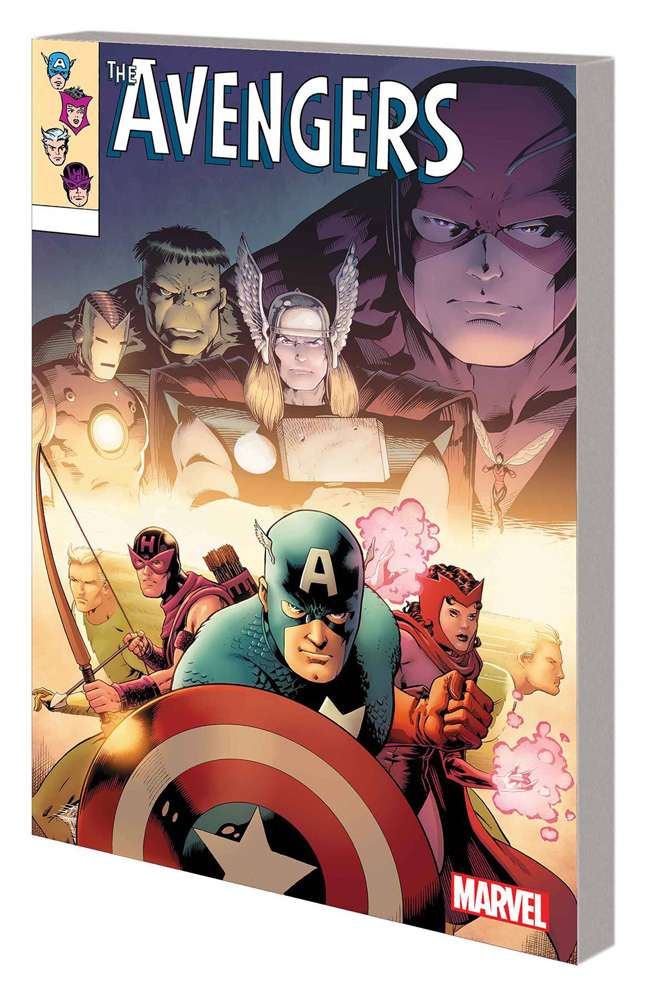 Image: Avengers: Four SC  - Marvel Comics