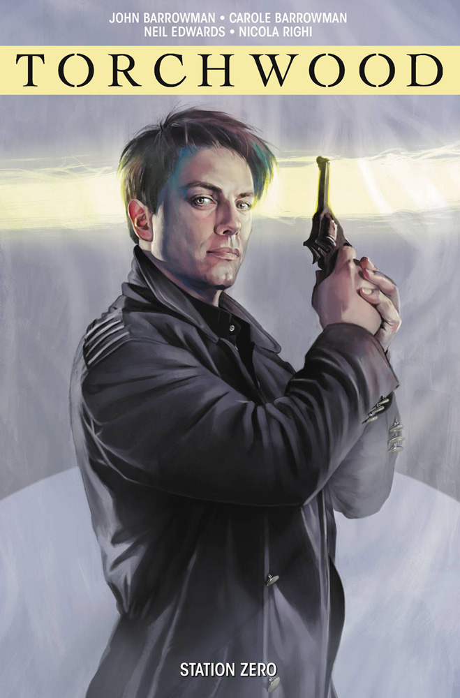 Image: Torchwood Vol. 02: Station Zero SC  - Titan Comics