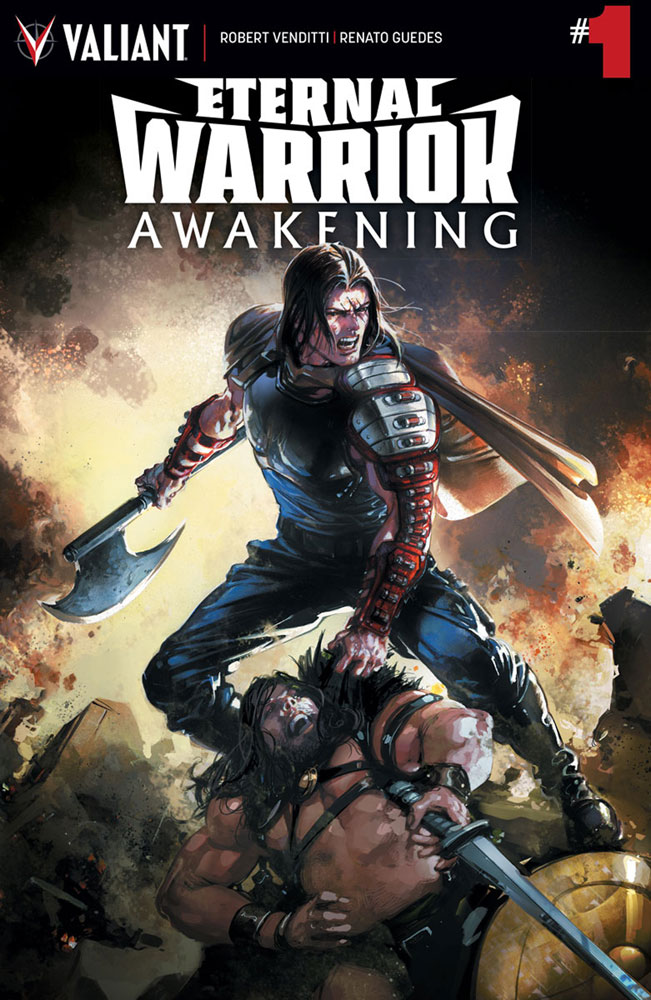 Image: Eternal Warrior: Awakening #1 (cover A - Crain)  [2017] - Valiant Entertainment LLC