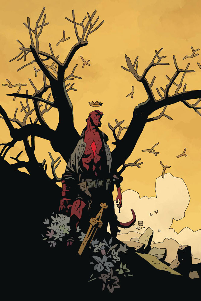 Image: Hellboy Omnibus Vol. 03: The Wild Hunt SC  - Dark Horse Comics