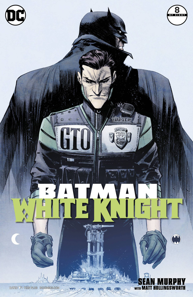 Image: Batman: White Knight #8  [2018] - DC Comics