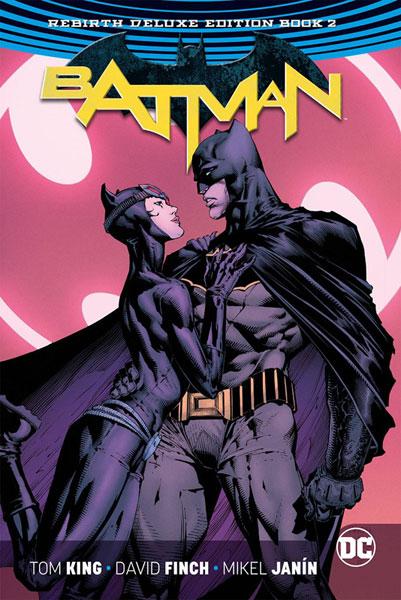Batman: Rebirth Deluxe Edition Book 2