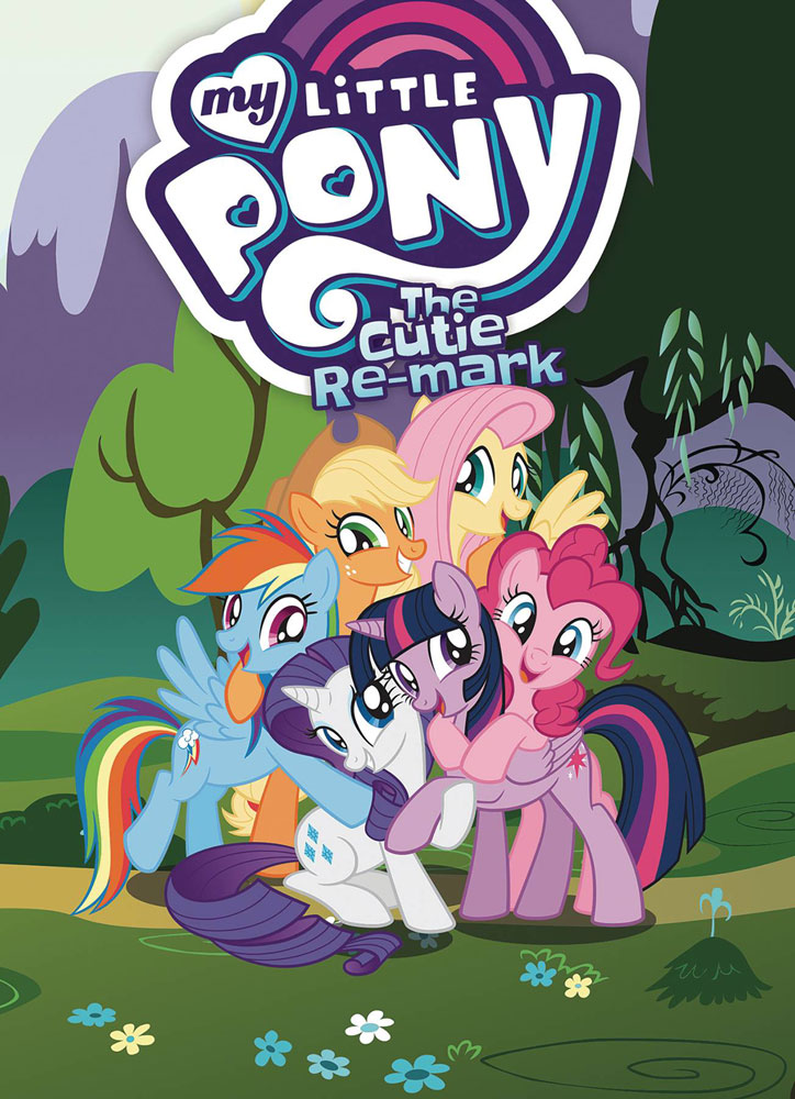 Image: My Little Pony: Friendship Is Magic Vol. 14 SC  - IDW Publishing