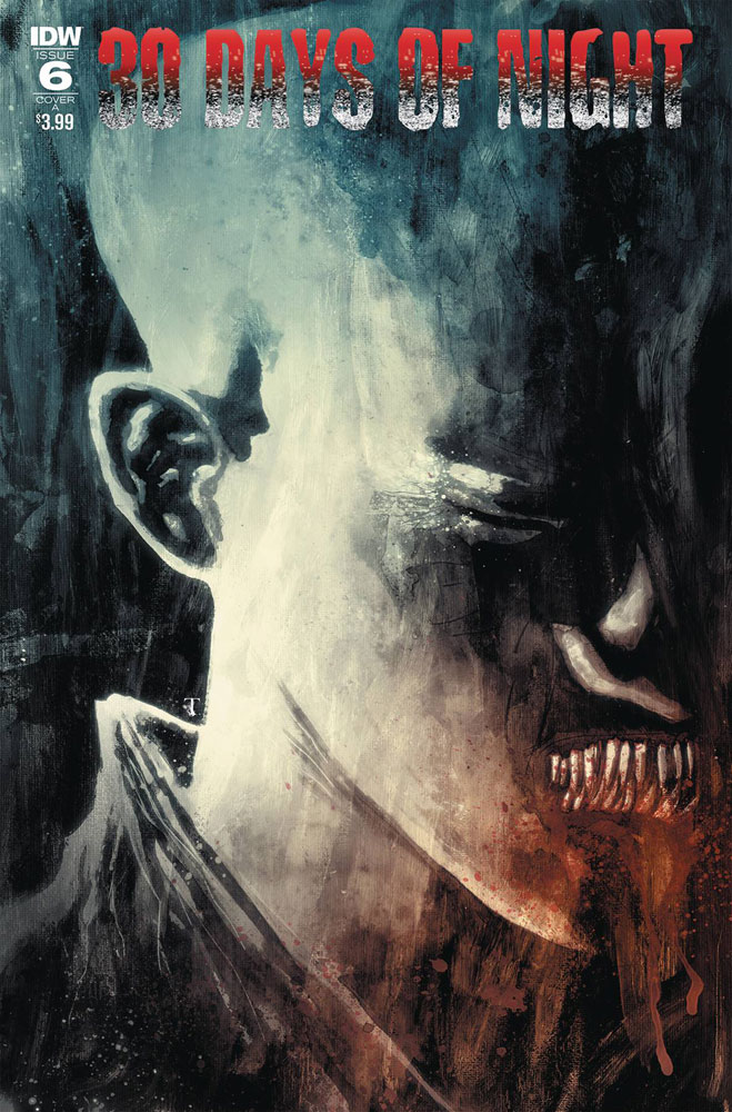 Image: 30 Days of Night #6 (cover A - Templesmith)  [2018] - IDW Publishing