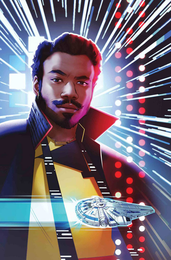 Image: Star Wars: Lando - Double or Nothing #1  [2018] - Marvel Comics